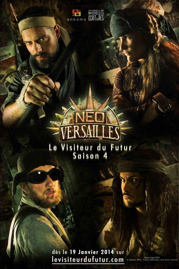 Neo-Versailles: Le visiteur du futur saison 4