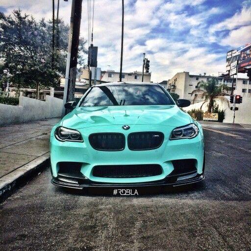#BMW F10 M5 tiel slammed www.asautoparts.com