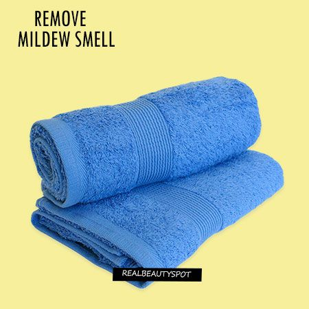 remove mildew smell from towels and clothes best tips cleaning mold mildew remover. Black Bedroom Furniture Sets. Home Design Ideas