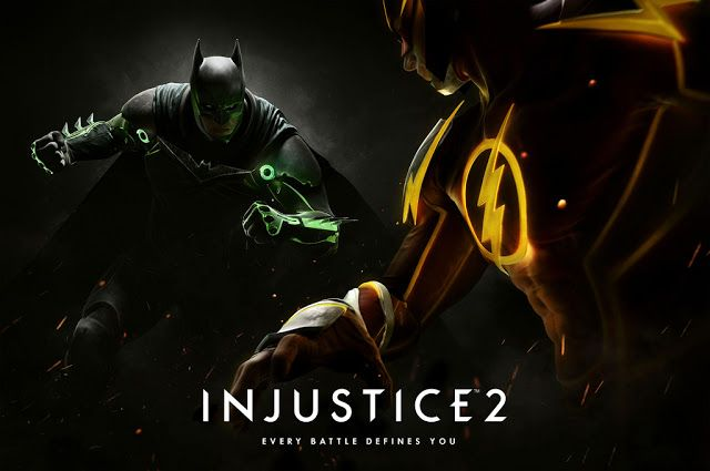 Game Engine: INJUSTICE 2 RELEASE DATE IS OUT