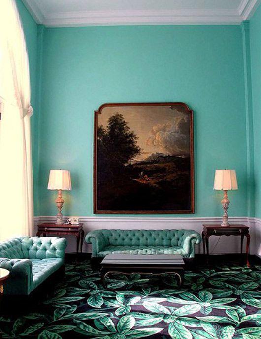 classic turquoise.