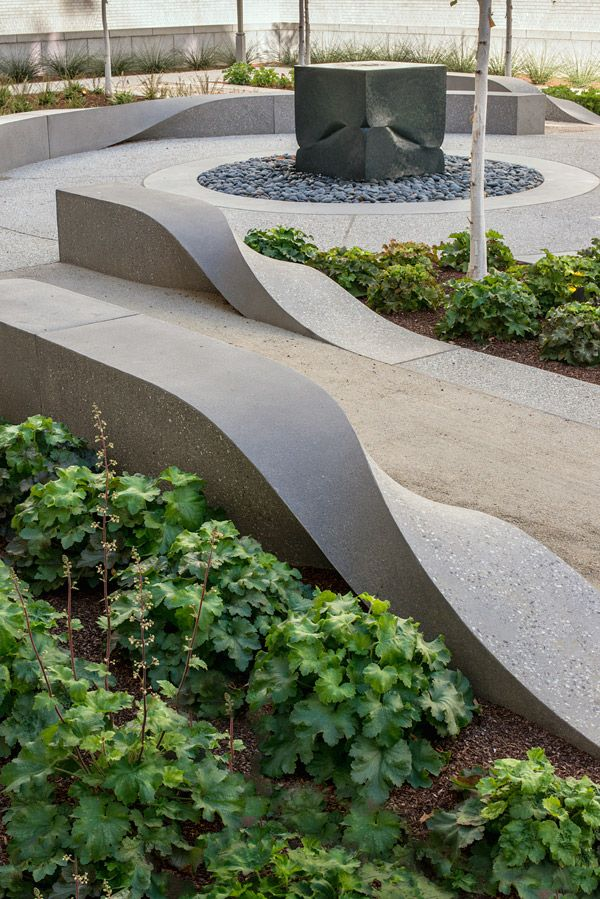 17 best ideas about concrete bench on pinterest outdoor for Furniture u street dc