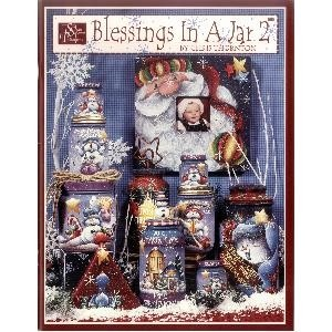 Leisure Arts - Blessing In A Jar 2, $4.00 (http://www.leisurearts.com/products/blessing-in-a-jar-2.html): Crafts Ideas, Leisure Art, In A Jars, Birthday Lists, Mary Engelbreit, Art Tutorials, Painting Jars