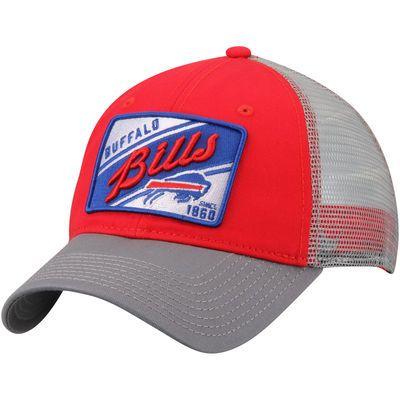 Buffalo Bills Pro Line Roadtrip Trucker Hat - Red