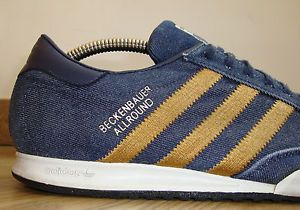 adidas denim trainers