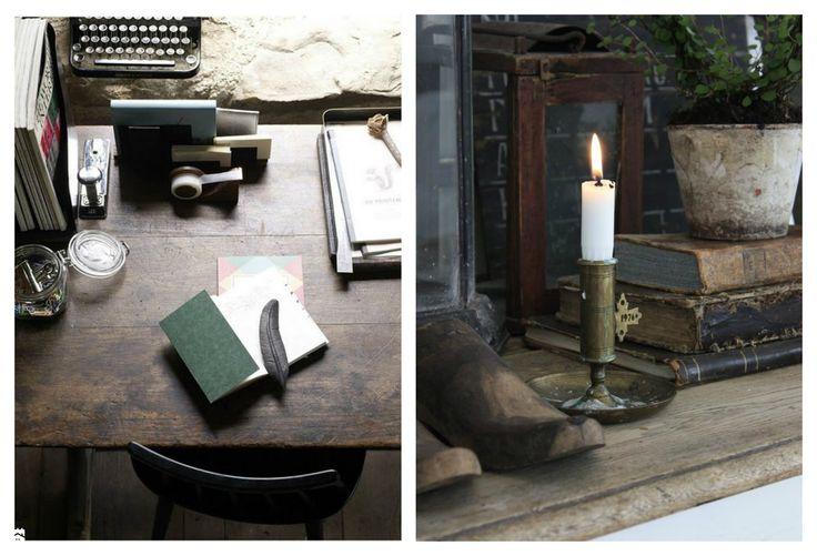 Artystyczny pokój - miesce przepełnione duszą artysty. - zdjęcie od cleo-inspire - Gabinet - Styl Industrialny - cleo-inspire
