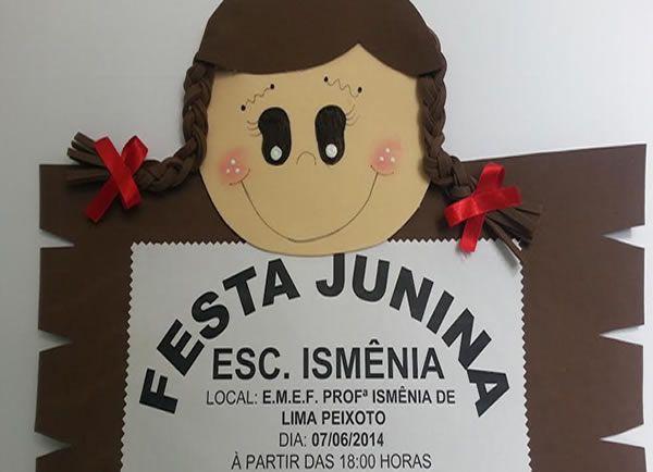 SÁBADO FESTA JUNINA - http://projac.com.br/noticias/sabado-festa-junina.html