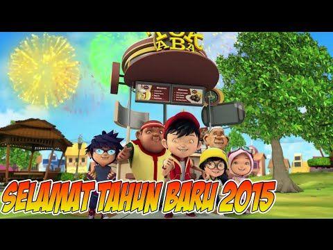 BoBoiBoy Ucapan Selamat Tahun Baru 2015