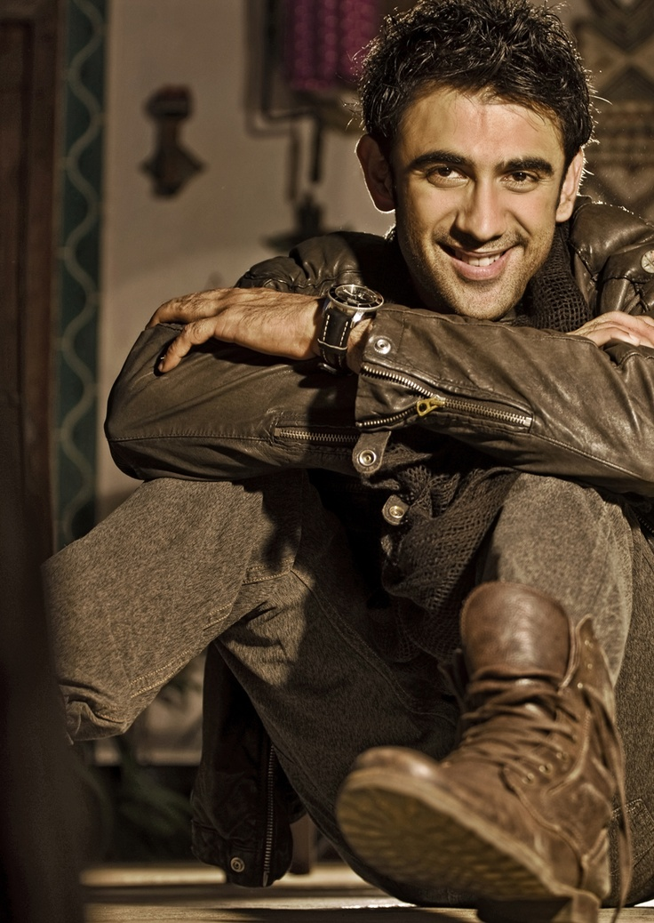 Amit Sadh - Wunderkind Celeb.. His first lead role in Kai Po Che..