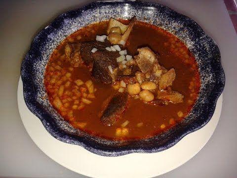 receta de birria (Lamb stew). Receta # 19 como se hace la birria - YouTube