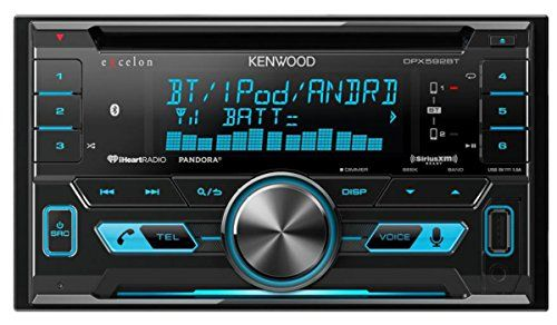 Kenwood eXcelon double din Stereo Reciever