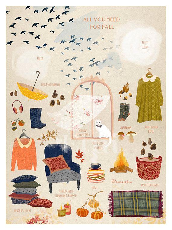 Tout ce dont vous avez besoin pour l'automne par matejakovac