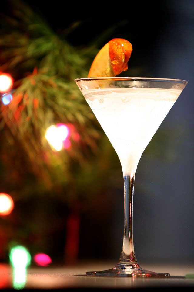 Red Caramel Apple Martini    50 ml Finlandia Cranberry Fusion vodka  25 ml green apple schnapps  5 ml butterscotch schnapps  Shake vigorously and strain into chilled martini glass. Garnish with a caramel cube and an apple slice.