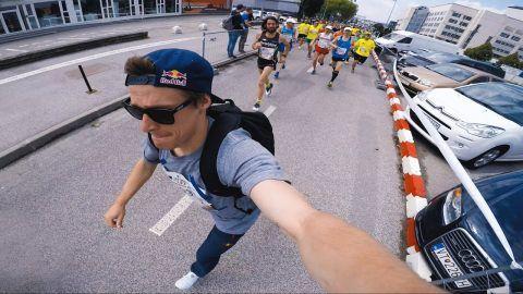 Proč běhám jen jednou za rok / Bratislava – Maxim Habanec: Source: maxim habanec