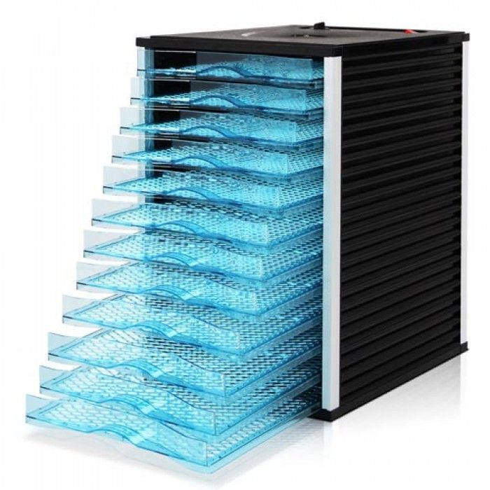 Commercial Food Dehydrator - 12 Trays
