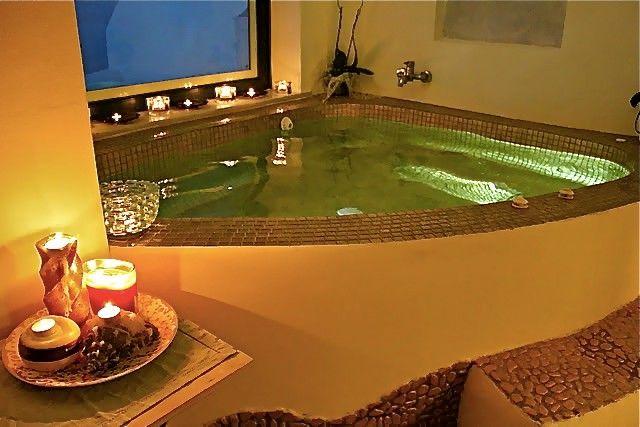 Indoor Home Spa Room Design