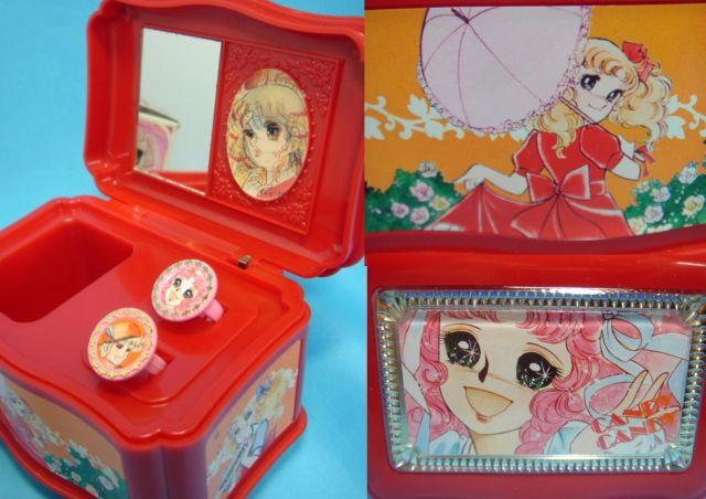 アニメ キャンディ・ キャンディ キャンディオルゴール ポピー JAPAN 【TO1085】 アンティーク らしさ