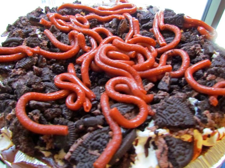 die 25+ besten ideen zu wackelpudding würmer auf pinterest ... - Würmer Küche