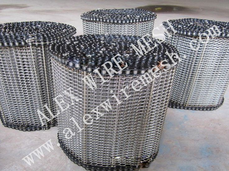 steel conveyor belt http://www.alexwiremesh.com/conveyor-belt.html