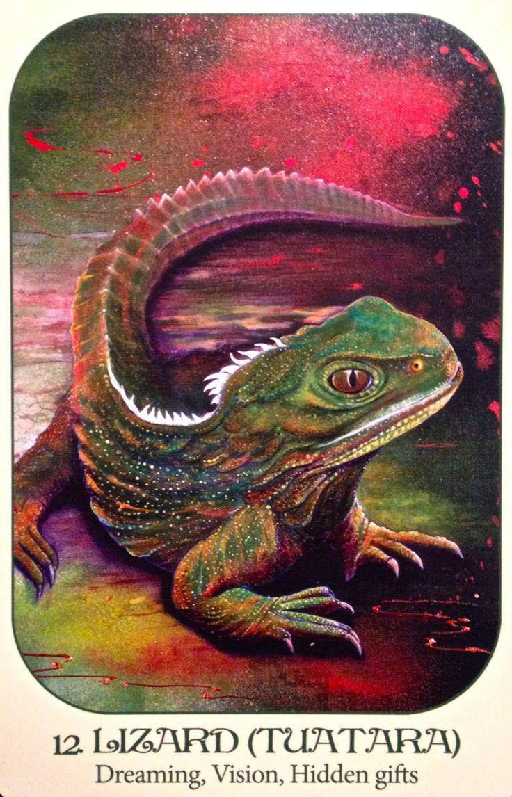 Открытка с ящерицей, картинки косоглазые