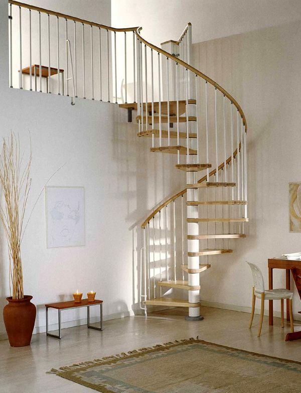 arke klan spiral stair kit white metalwork u0026 light beech treads from vat