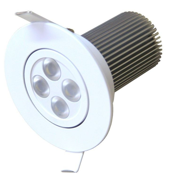 12 watt LED Downlights