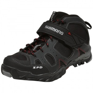 SALE - Shimano SH-MT53 Cycle Cleats Mens Black Mesh - Was $110.00 - SAVE $44.00. BUY Now - ONLY $65.99