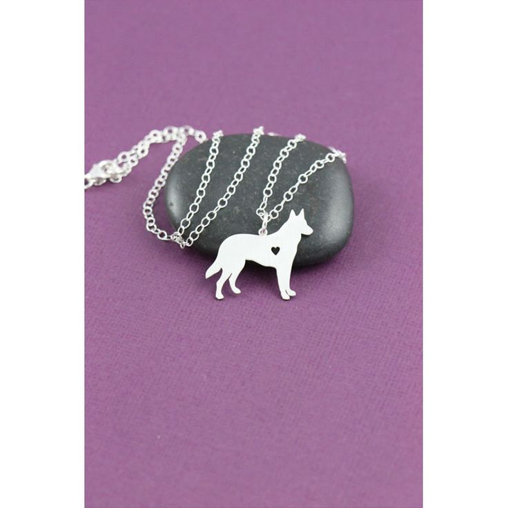 SALE German Shepherd Necklace Dog Jewelry Breed Pet Jewelry Christmas Gifts Dog Memorial Gift New Puppy Doggy Rescue for lovers