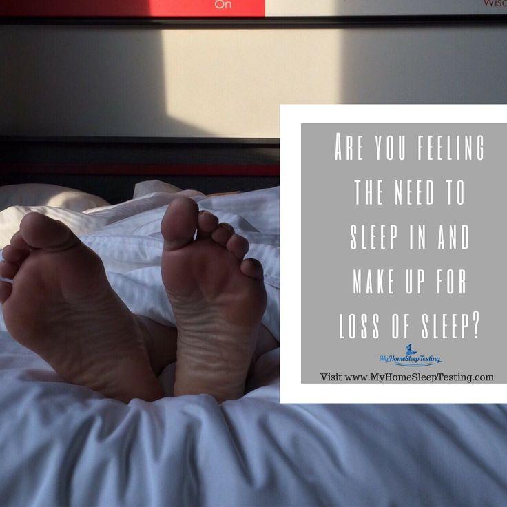 We know it's the weekend but that doesn't mean you need to sleep in to catch up on sleep. If you feel that way contact My Home Sleep Testing for more information on sleep apnea. Feeling unrested is one of the symptoms of sleep apnea.   #health #sleep #nosleep #osa #snoring #healthcare #cpap  #sleepy #sleeping  #sleepapnea #risk #sleepdisorders #sleepdeprivation #insomnia