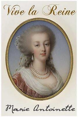 vive la reine, Marie Antoinette