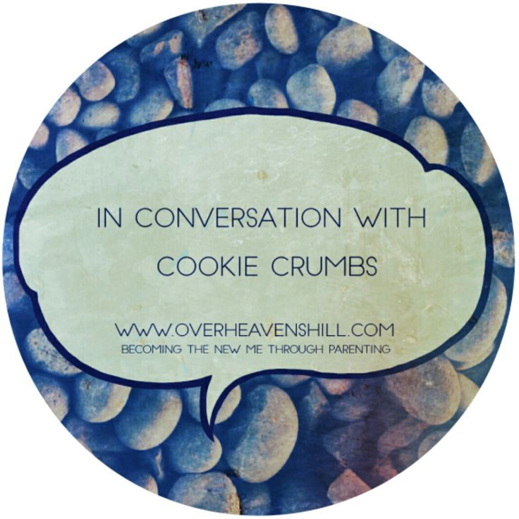 Have you met Tasha from Cookie Crumbs blog yet? Find out about Tasha's hopes and dreams for her daughter and her fears as a Mum in our conversation.