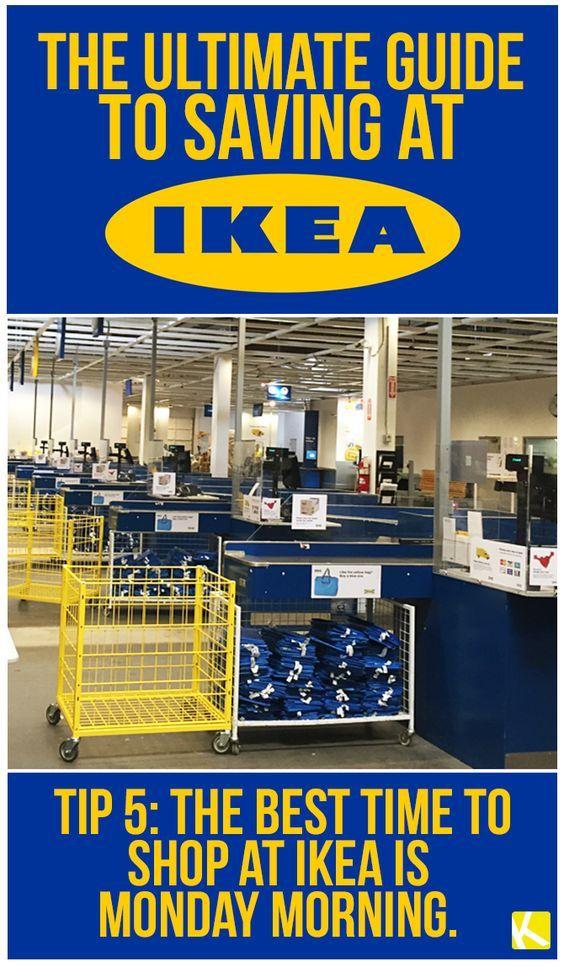 24 EarthShattering IKEA Savings Hacks Ikea shopping