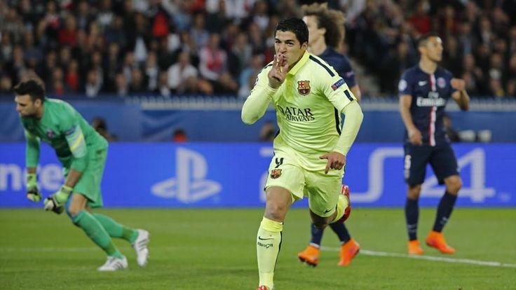 Barcelona vs PSG, Champions 2015 ¡En vivo! (Vuelta) - http://webadictos.com/2015/04/21/barcelona-vs-psg-champions-2015/?utm_source=PN&utm_medium=Pinterest&utm_campaign=PN%2Bposts