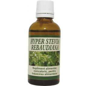 Stevia- indulcitor natural lichid. Stevia rebaudiana este cel mai sanatos indulcitor natural, este de 10-15 ori mai dulce decat zaharul.Aceasta are capacitatea de a regla nivelul zaharului in sange (glicemia), de a infrana pofta de dulciuri si a tempera senzatia de foame, fiind eficienta pentru cei care sufera de diabet sau hipoglicemie.