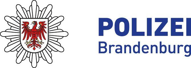 Bild: Logo Polizei Brandenburg, Quelle: Zentraldienst der Polizei des Landes Brandenburg