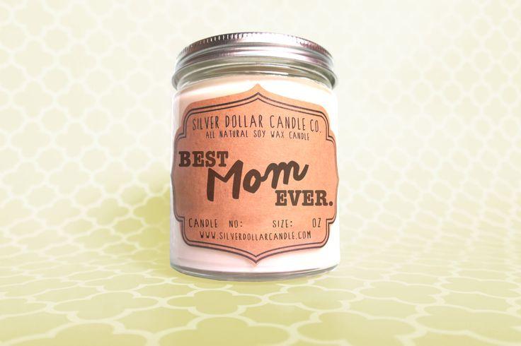 8oz Scented bougie cadeau pour maman, cadeau de fête des mères, maman Best Ever, cadeau maman, cadeau d'anniversaire de maman, fête des mères, cadeaux maman, cadeau pour elle par SilverDollarCandleCo sur Etsy https://www.etsy.com/fr/listing/268485675/8oz-scented-bougie-cadeau-pour-maman