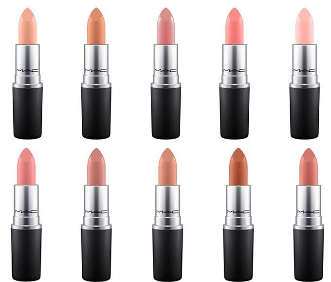 MAC Nicki Minaj Fall 2017 Nude Collection