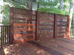 Image result for privacy screens for decks