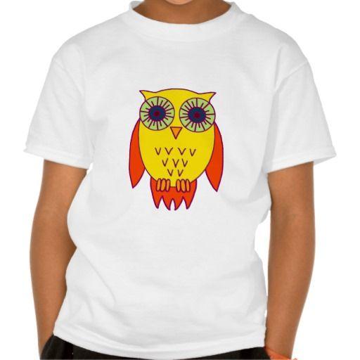 Bright Owl Tees