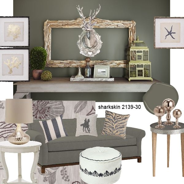 Accent Colors For Gray 186 best grey » beige (neutral) paint & decor images on pinterest
