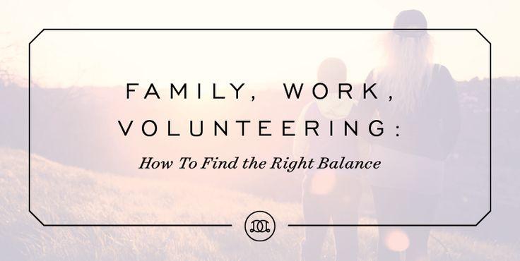 how to find volunteer work