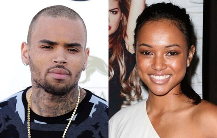 Chris Brown and Karrueche have been going at it each other even after they've reportedly called it quits. For now though, Chris seems to have calmed down.