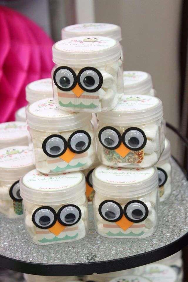 Owl  Birthday Party Ideas | Photo 4 of 28