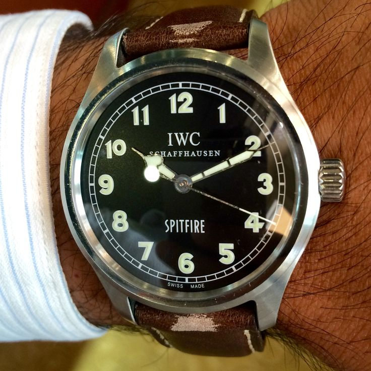Iwc Spitfire Special Edition