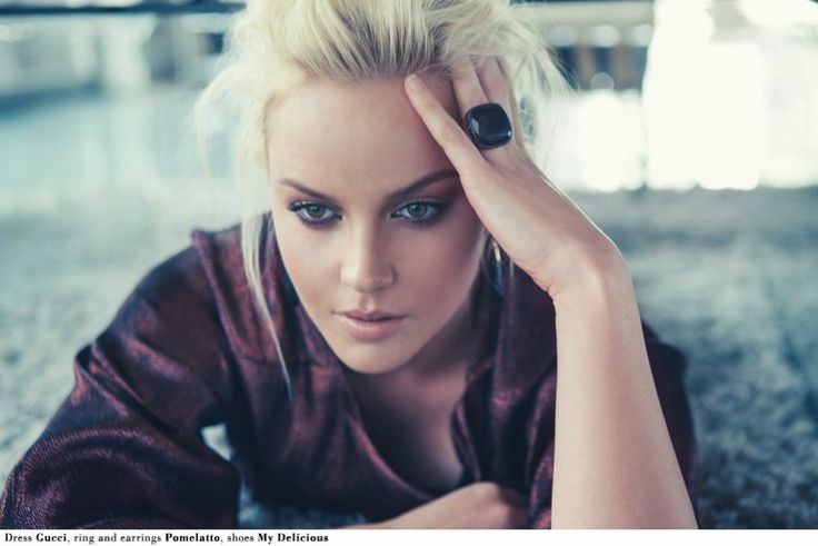 Abbie Cornish in Lifestyle Mirror Magazine, 2014 Edition