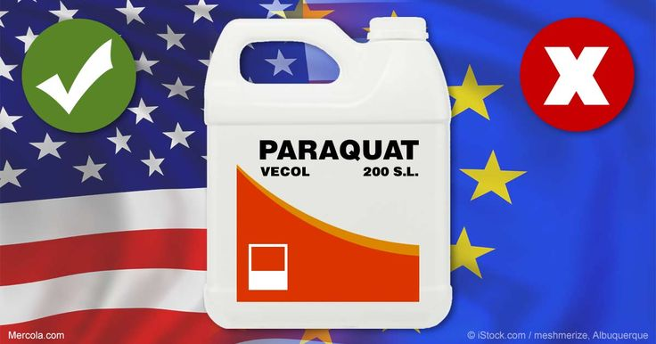 Thirty-two countries have banned the use of paraquat, an herbicide so toxic it can kill a person in a single sip and linked to Parkinson's disease.