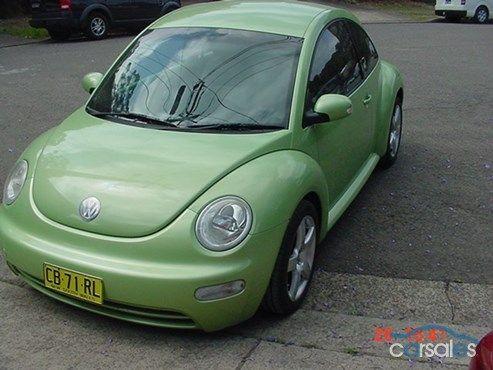 2004 Volkswagen Beetle 9C Ikon MY2003