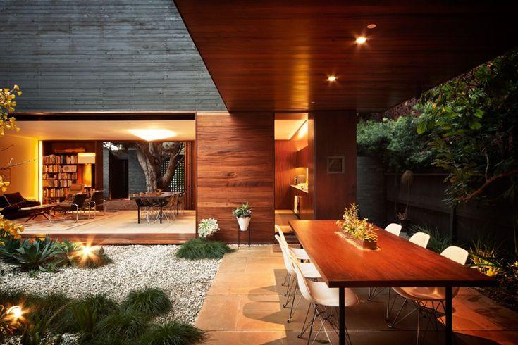 sebastian mariscal establishes a harmonious balance for venice house in california