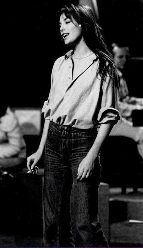 Jane Birkin  I think she's who Hermes created the Birkin bag for, I recall her name being Jane she was a model. Not 100% sure
