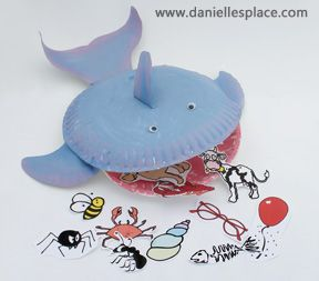 Jonah and the Whale Bible Review Game for Sunday School from www.daniellesplace.com